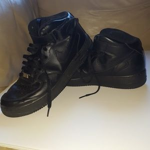 Nike Air Shoes - Nike Air Force 1 Mid '07 Men's Size 12.5